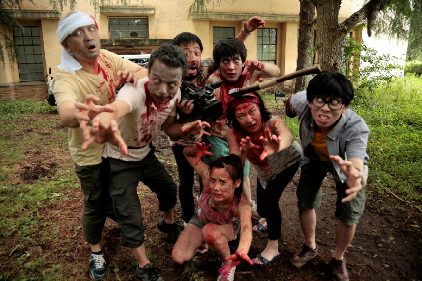 《 一屍到底 》電影劇照2 。