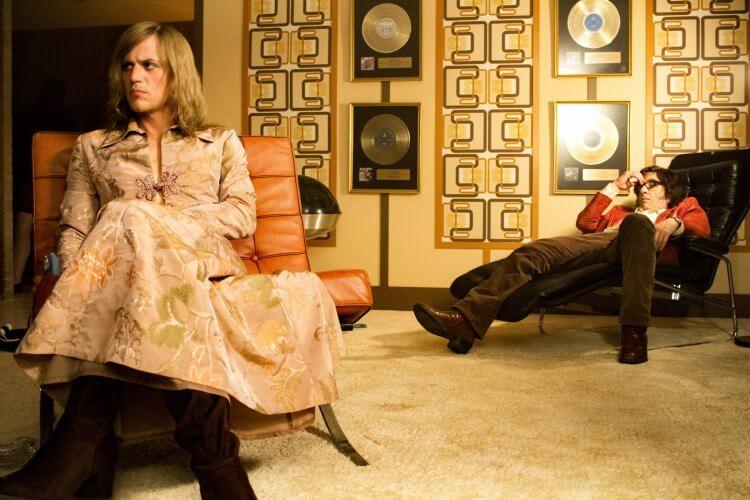 《搖滾變色龍:大衛鮑伊》劇照。