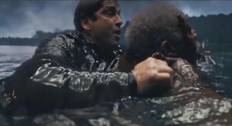 除了戰鬥技巧外,特勤人員都需接受醫療及潛水等相關訓練,以便隨時拯救要人之需。《全面攻佔 3:天使救援》將再度見到麥克班寧的俐落好身手。