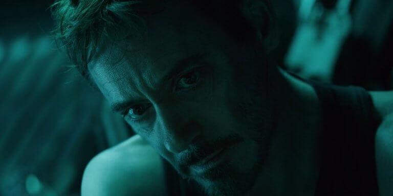 《復仇者聯盟:終局之戰》鋼鐵人東尼史塔克