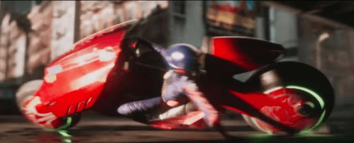 當年的日本 動畫電影 《 阿基拉 》讓歐美影迷留下深刻印象,即使今日,仍能在《 一級玩家 》等作品看到它的影子。