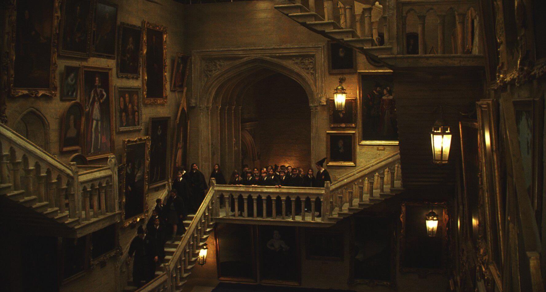 《 哈利波特 》系列電影中的〈 相對性 〉。