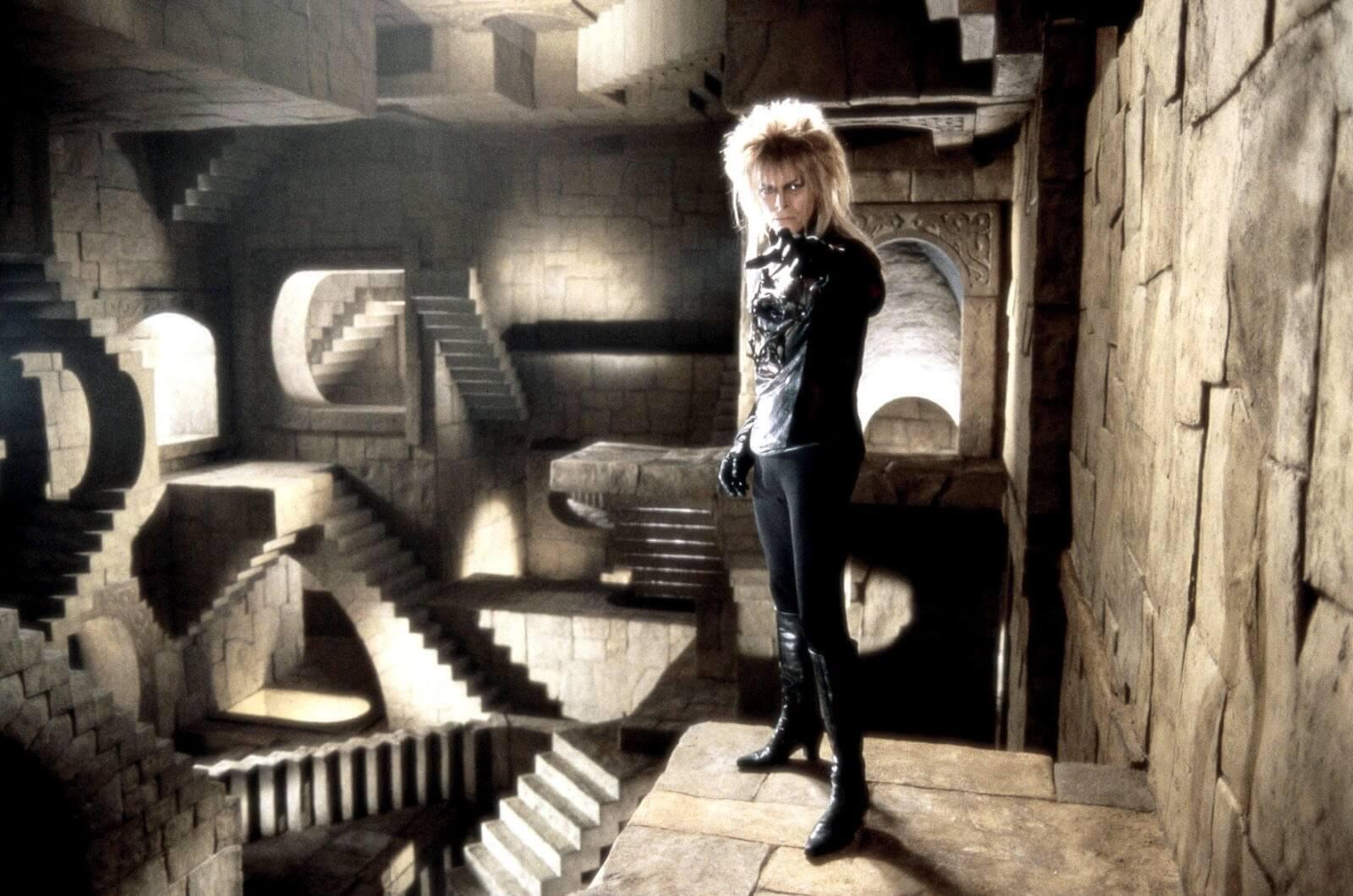 《 魔王迷宮 》電影中出現的〈 相對性 〉。