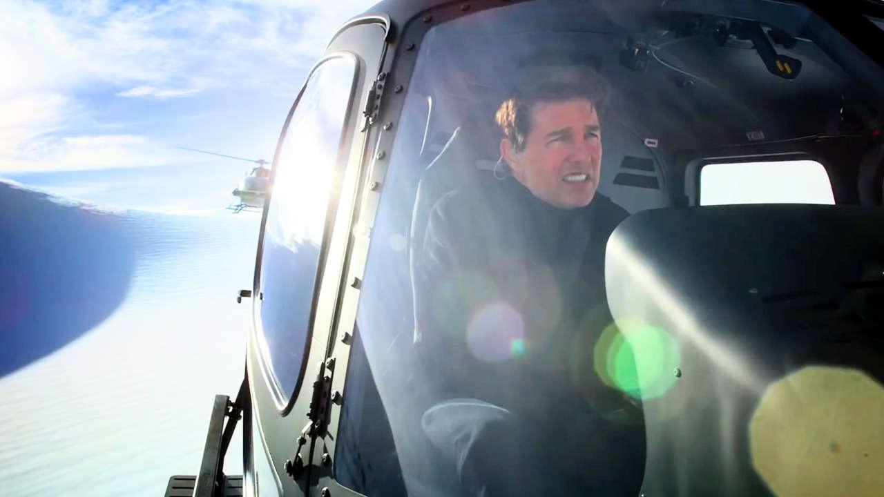 《不可能的任務:全面瓦解》2萬5千呎高空跳傘與駕駛直升機飛越大雪河谷,一點都難不倒老湯姆