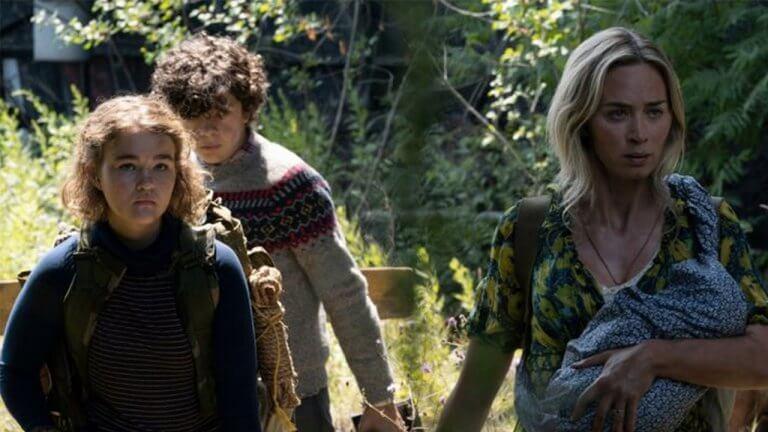 噓!沈默是金——《噤界2》首支前導預告公開,艾蜜莉布朗與孩子們的奮力求生記