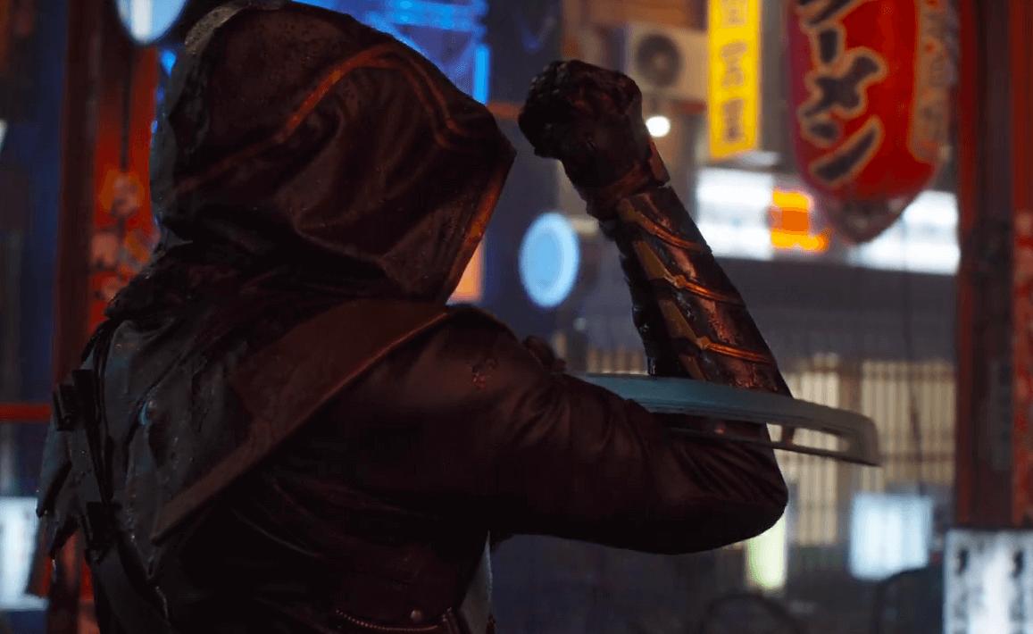 《復仇者聯盟4:ENDGAME》中的克林特已捨棄弓箭改持大刀,成為「浪人」。