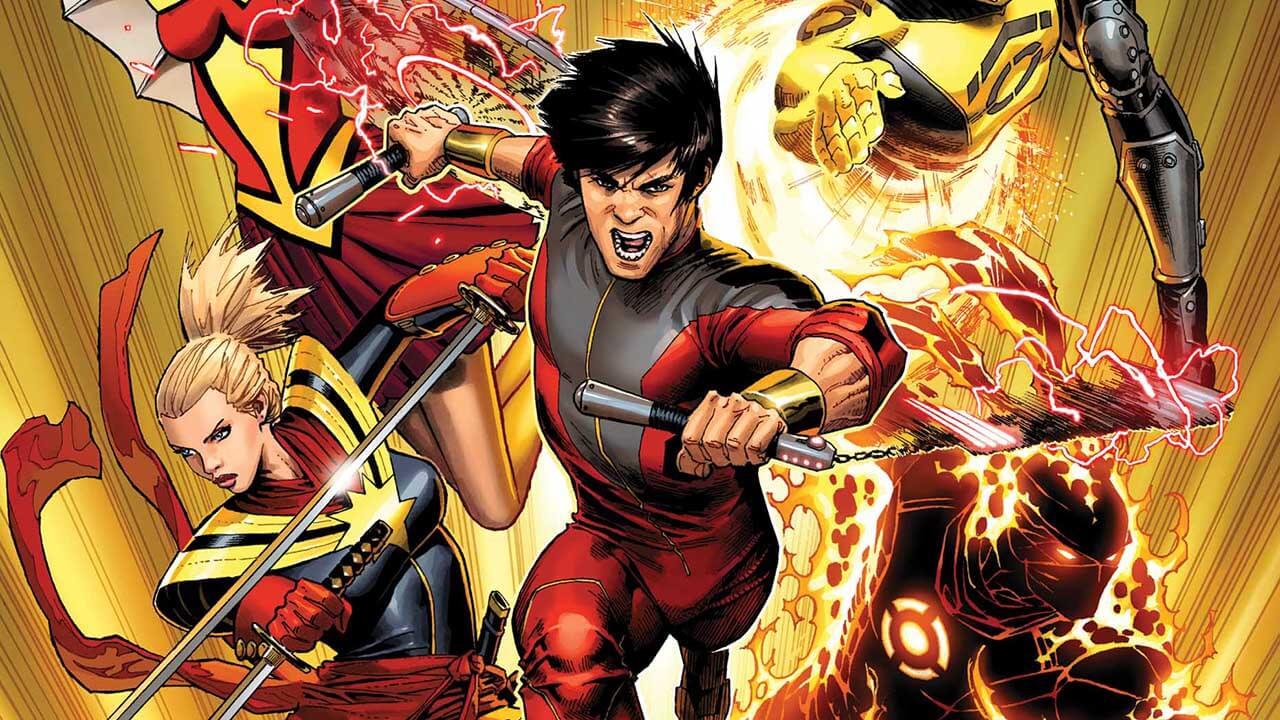 漫威將推首部華人超級英雄電影:功夫大師《上氣》!首圖