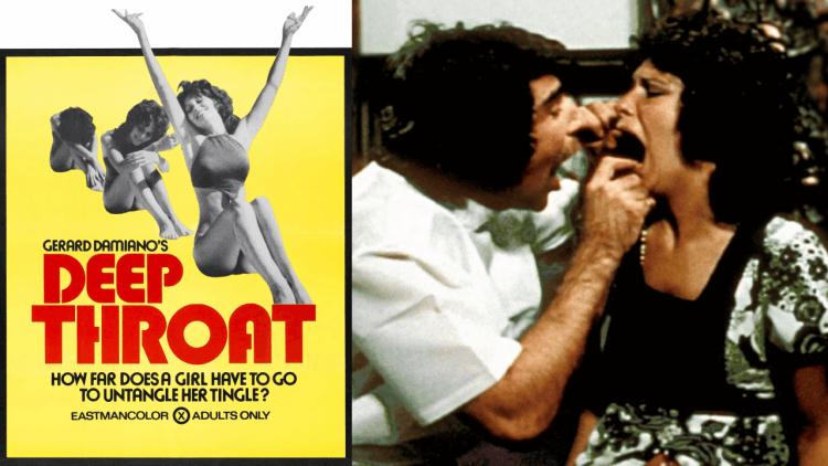 《深喉嚨》,史上最重要的一部情色電影