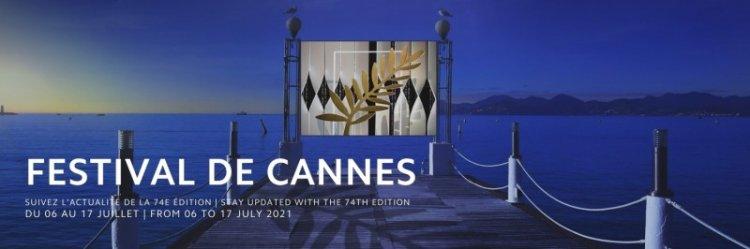 第 74 屆坎城影展。