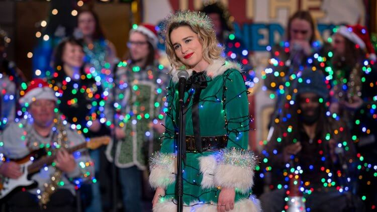 HBO《去年聖誕節》劇照。