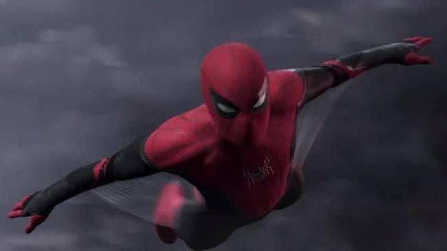《蜘蛛人:離家日》(Spider-Man: Far From Home) 的升級版戰服。