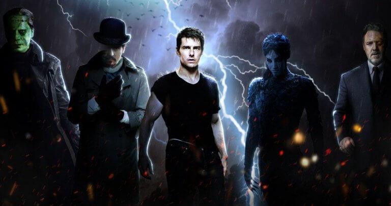強尼戴普 、哈維爾巴登 以及羅素克洛飾演的《神鬼傳奇》的重啟版
