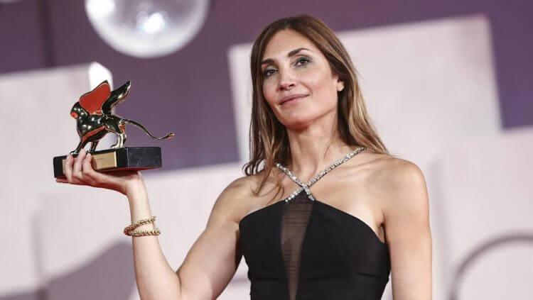 憑藉《Happening》獲得今年金獅獎的奧黛莉狄旺。
