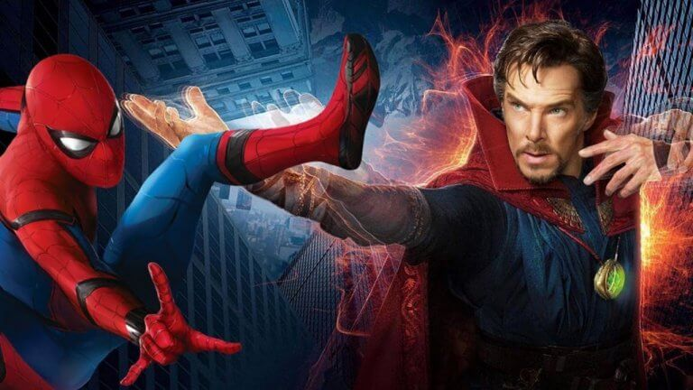 你知道嗎?奇異博士原本是會在《蜘蛛人:新宇宙》中客串登場的……