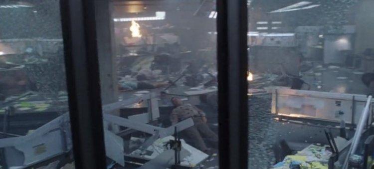 《魔鬼終結者 3》網路研究系統部的員工都陣亡了