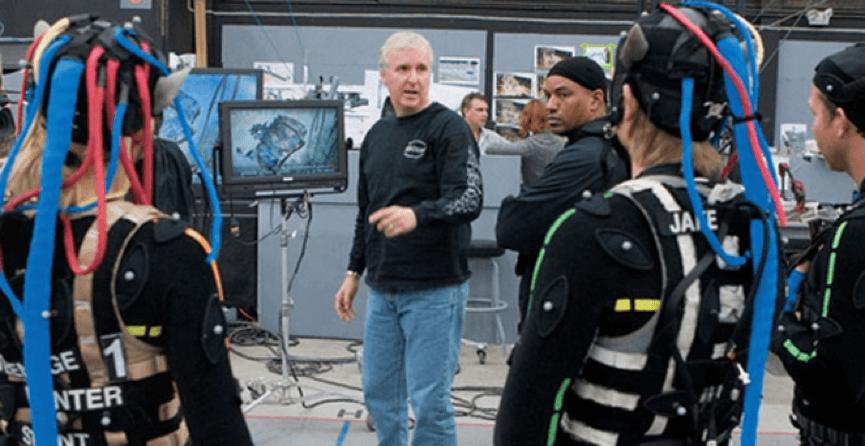 電影《 阿凡達 》中 需要大量使用 動態捕捉 技術