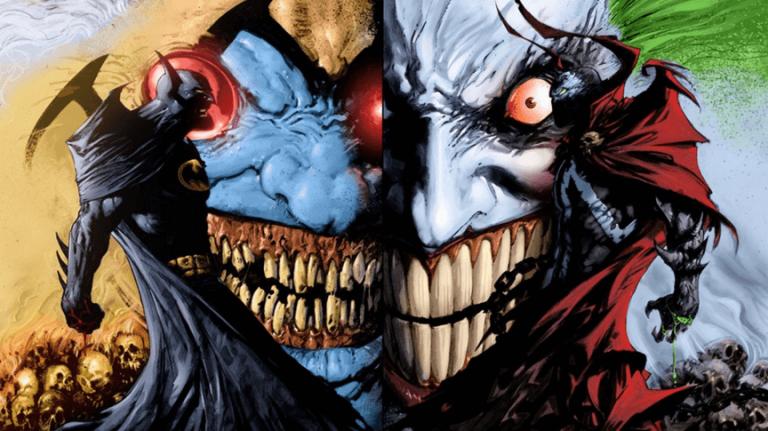 蝙蝠俠以另一個樣貌呈現,除了黑暗騎士還有閃靈悍將