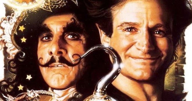 《虎克船長》(Hook)