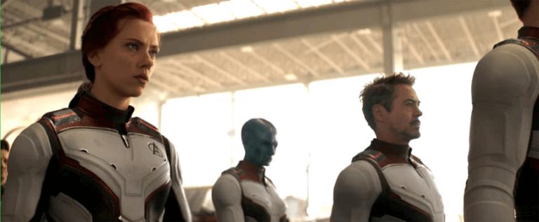 《復仇者聯盟:終局之戰》全新預告片段。