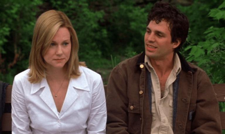 2000 年由蘿拉琳妮、馬克魯盧法洛主演的《我辦事,你放心》劇照。