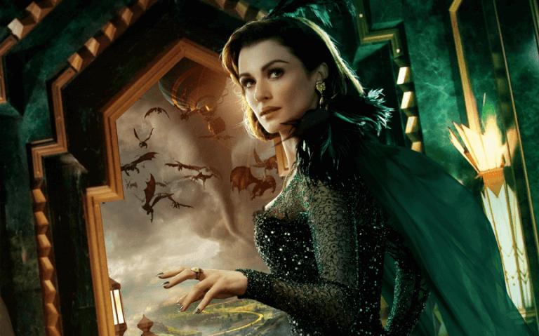 《奧茲大帝》的東方壞女巫