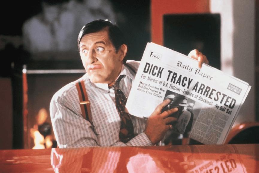 麥特戴蒙 艾爾怕西諾《迪克崔西》