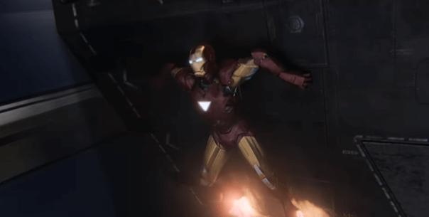 《復仇者聯盟》(Avengers) 劇照。