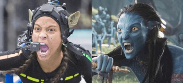 柔伊莎達娜為《阿凡達》(Avatar) 女主角。