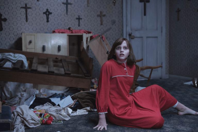 以華倫夫婦介入恩菲爾德靈異事件為藍本製作的恐怖片《厲陰宅 2》。