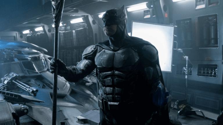《正義聯盟》(Justice League) 劇照。