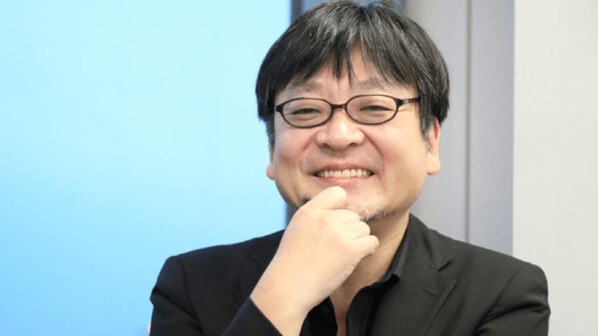 擅長在「日常」中呈現「非日常」,《 未來的未來 》導演 細田守 。
