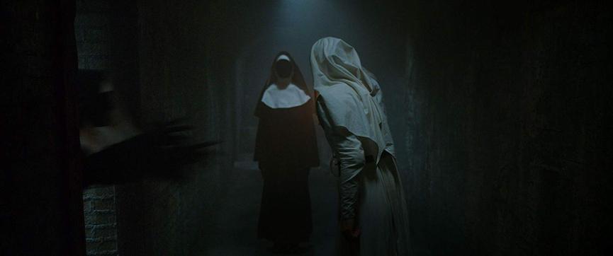 《 鬼修女 》 劇照 。