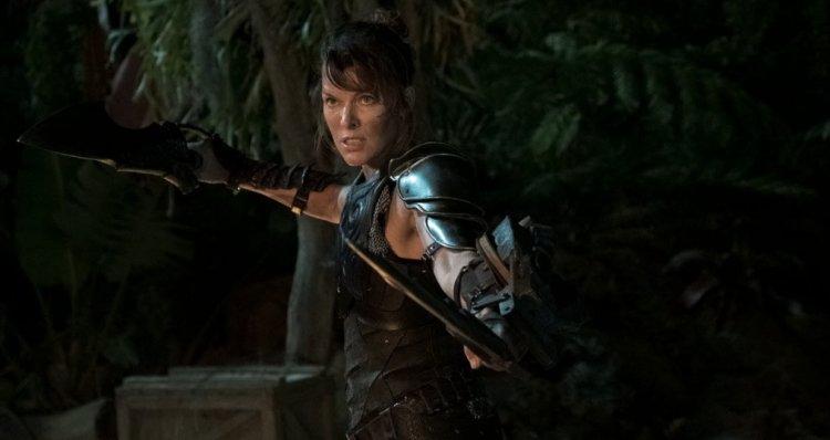 《魔物獵人》蜜拉喬娃維琪。