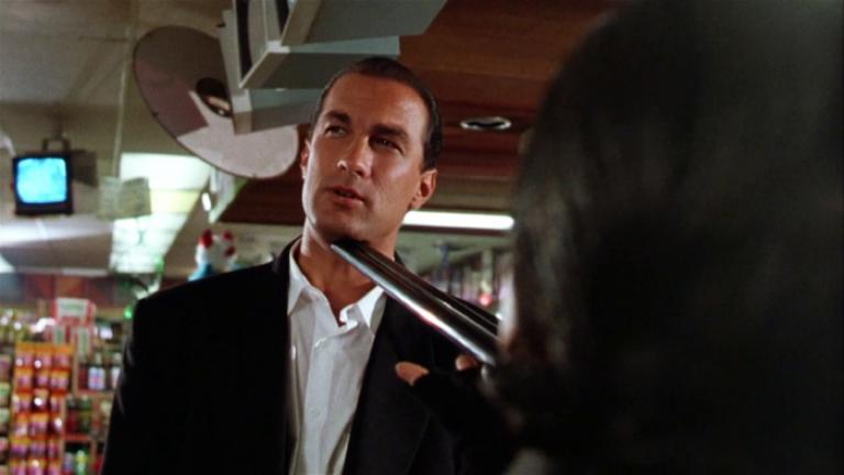 席格在《殺不死的勇者》中的形象確立了他之後的個人特徵。