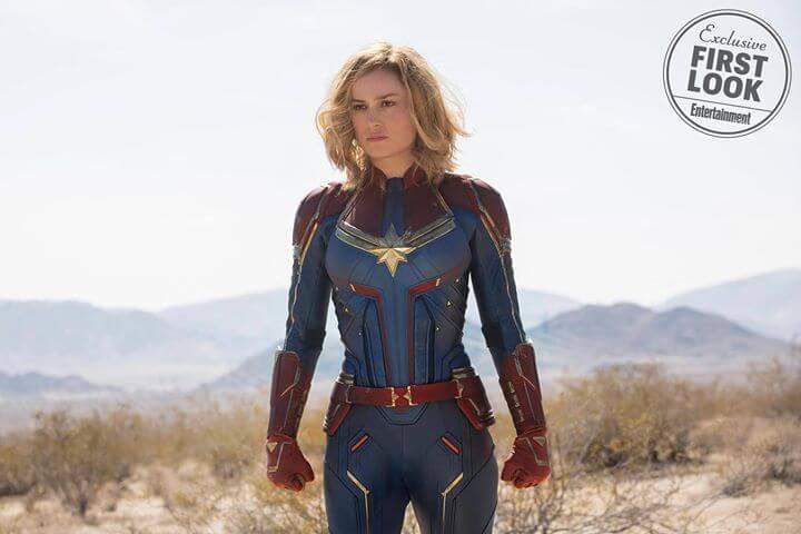 布麗拉森 : 卡蘿丹佛 的「缺陷」在《 驚奇隊長 》中扮演重要關鍵