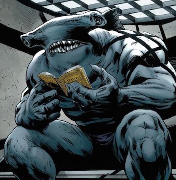 DC 漫畫《自殺突擊隊》(The Suicide Squad) 。