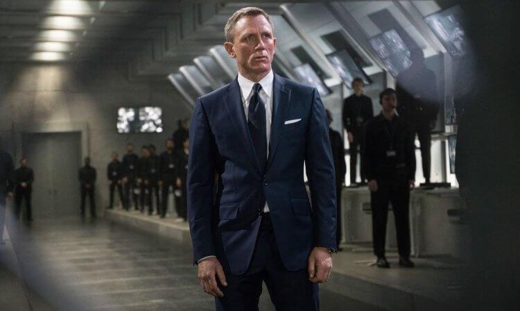 《007:生死交戰》丹尼爾克雷格最後一次飾演龐德。