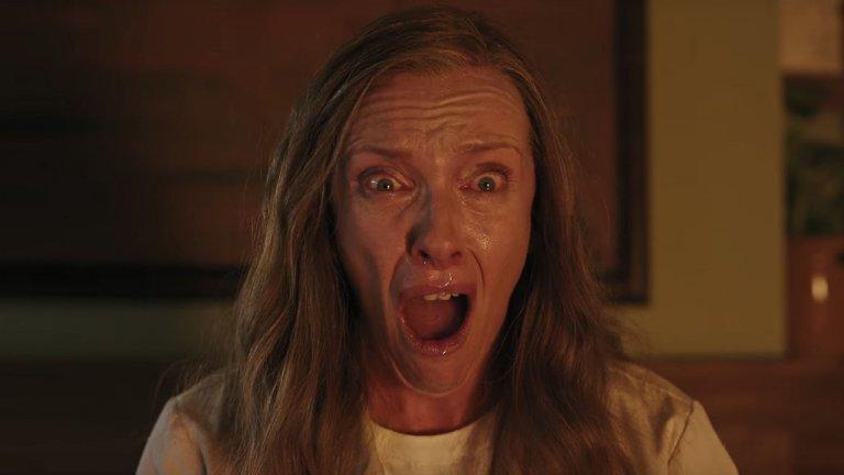 怎麼回事?最怕恐怖片的東妮克莉蒂,卻在史上最恐怖電影《宿怨》裡演出?