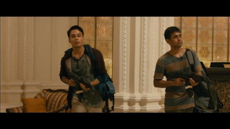 改編自 2008 年重大國際恐怖攻擊案件的電影《失控危城》,當時恐怖份子在孟買引發重大傷亡。