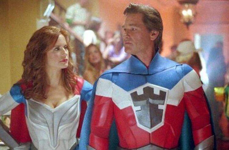 《超人高校》劇照。