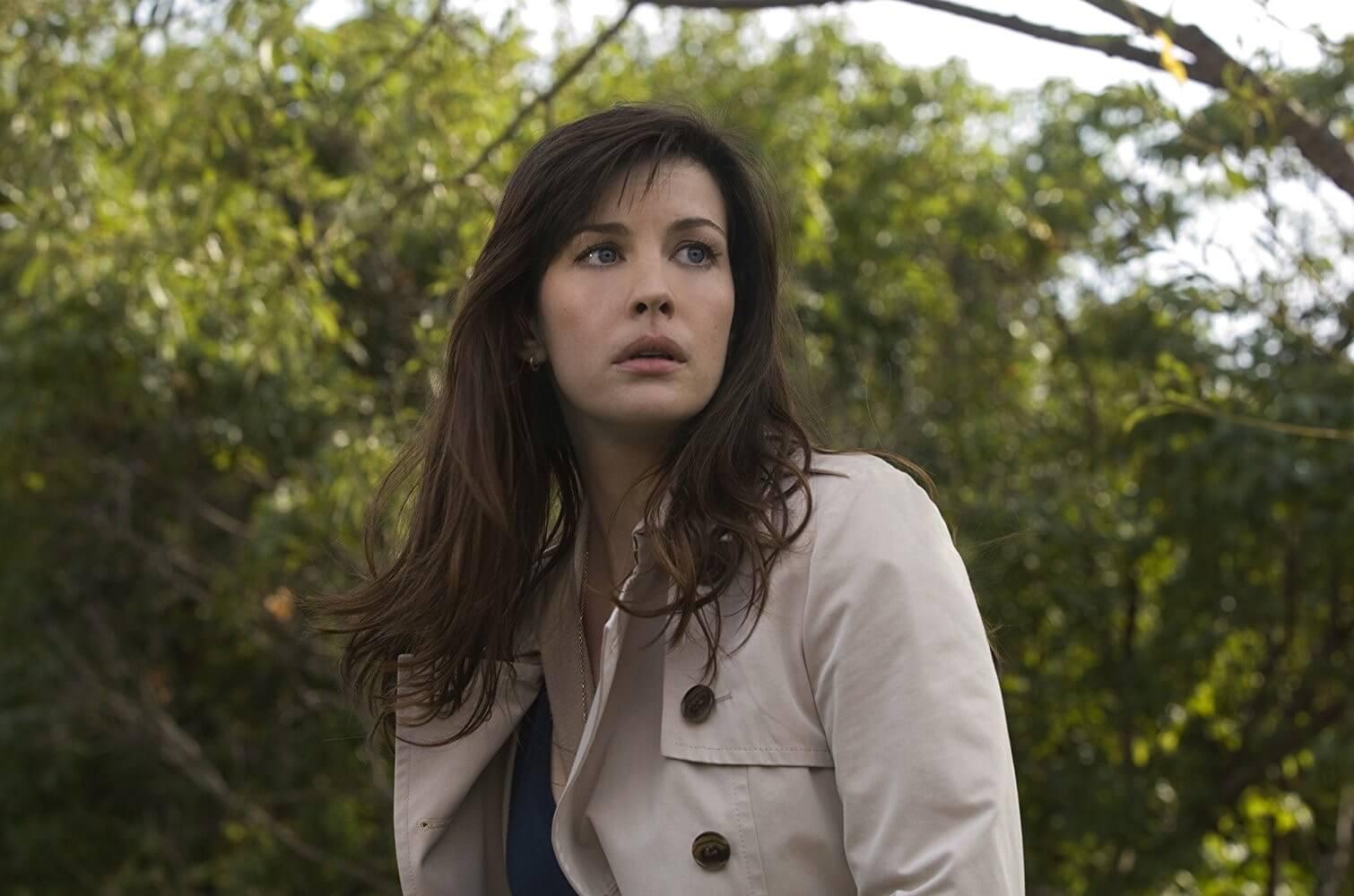 2008 年漫威超級英雄電影作品《無敵浩克》,圖為貝蒂羅斯(麗芙泰勒 飾)。