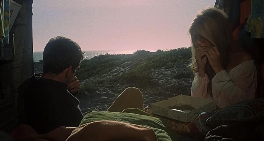 《 消失點 》電影 中,柯瓦斯基曾經也有過真愛,卻被命運奪去。