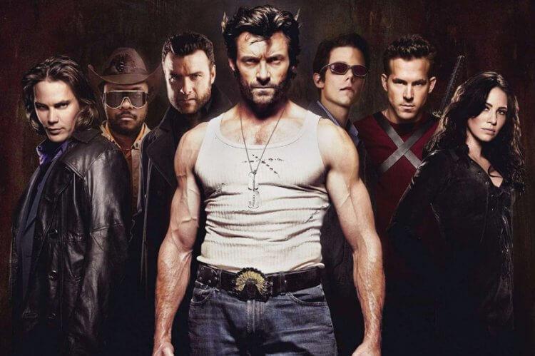 《X 戰警:金鋼狼》(X-Men Origins: Wolverine) 劇照。