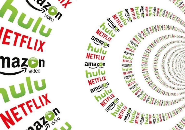 Netflix, Amazon, hulu...還有更多隨選隨看的串流影音服務,發行權在視聽習慣改變後將有不一樣的運籌規劃。