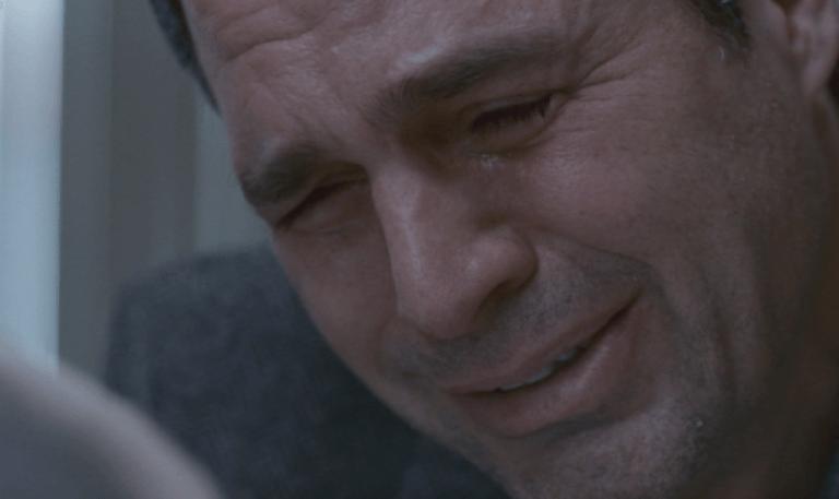 2014 年馬克盧法洛主演的《血熱之心》電影劇照。