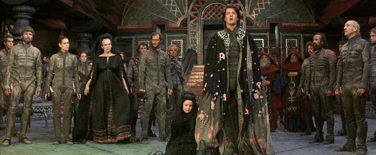 《沙丘魔堡》比《星際大戰》更像歌劇