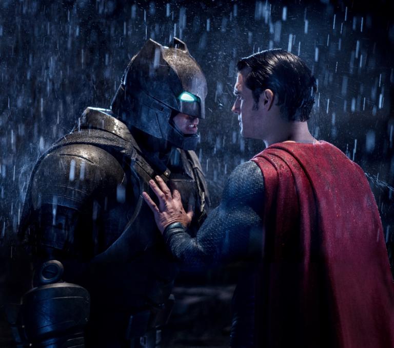 亨利卡維爾在《蝙蝠俠對超人:正義曙光》中飾演的超人戲份其實並未好好被發揮。