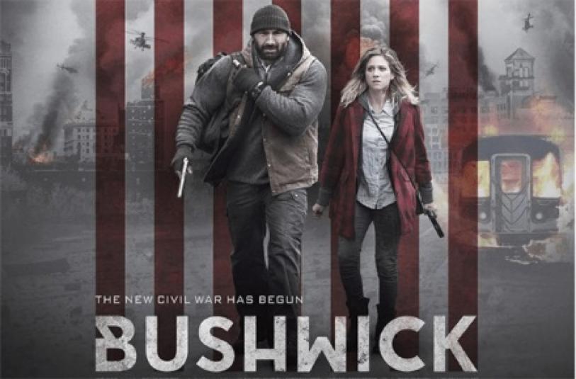 2017年出品的美國電影《 全境警戒 》(Bushwick) 中描述脫離美國政府獨立自治的德州。