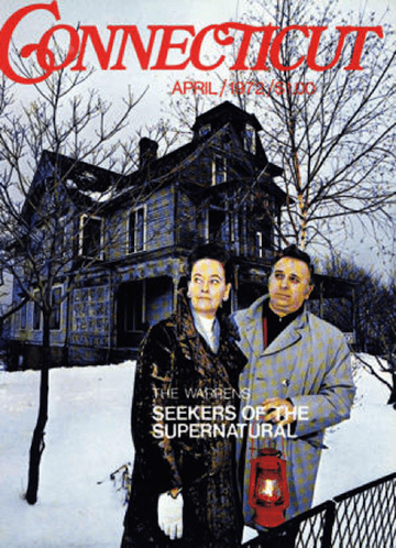 抓鬼專家華倫夫婦是美國康乃狄克州家喻戶曉的人物。