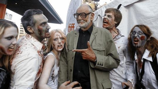 喬治羅梅洛是殭屍電影的元老